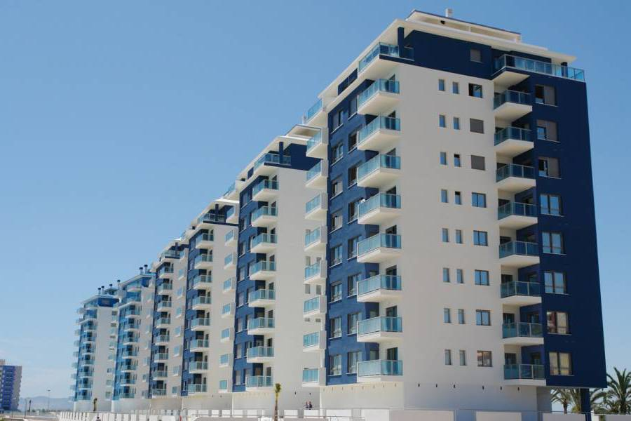 New Build - Apartment - La Manga del Mar Menor - CENTRO