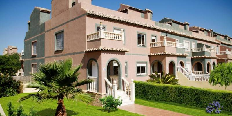 Townhouse - New Build - Murcia - Balsicas
