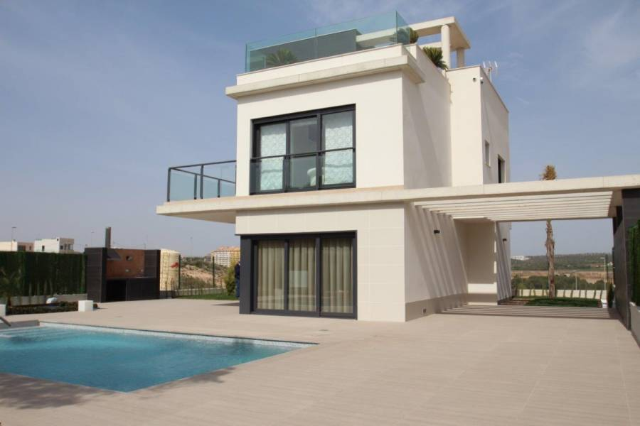 New Build - Detached - San Miguel de Salinas - Villamartin