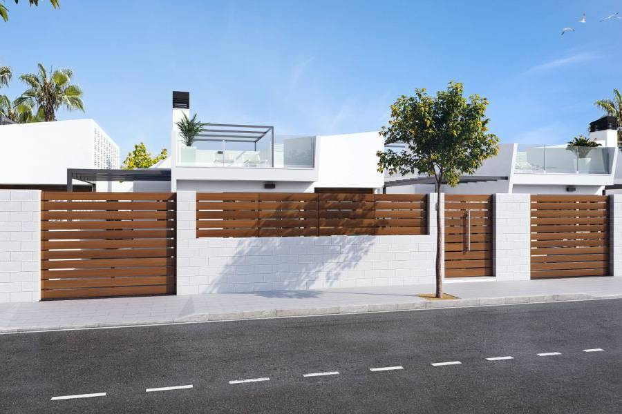 New Build - Detached - Los Alcázares - LOS ALCÁZARES