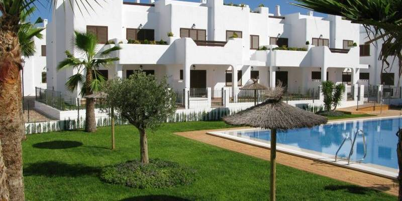 Apartment - New Build - Pulpi - San juan de los terreros