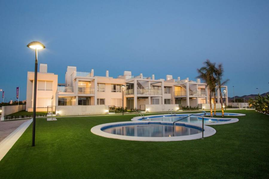 New Build - Townhouse - Los Urrutias