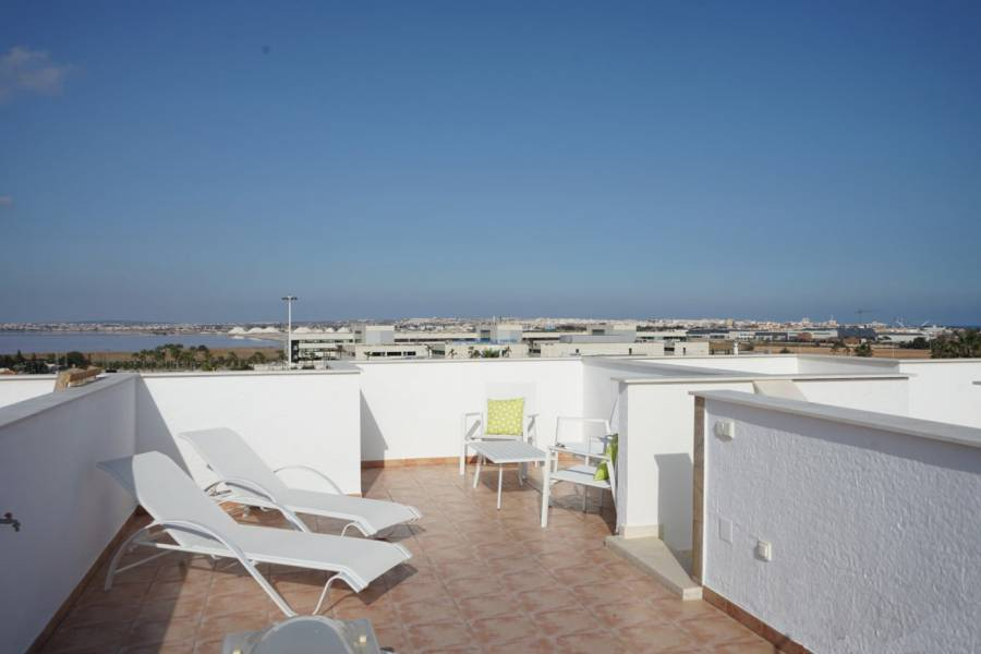New Build - Townhouse - Torrevieja - Los Balcones