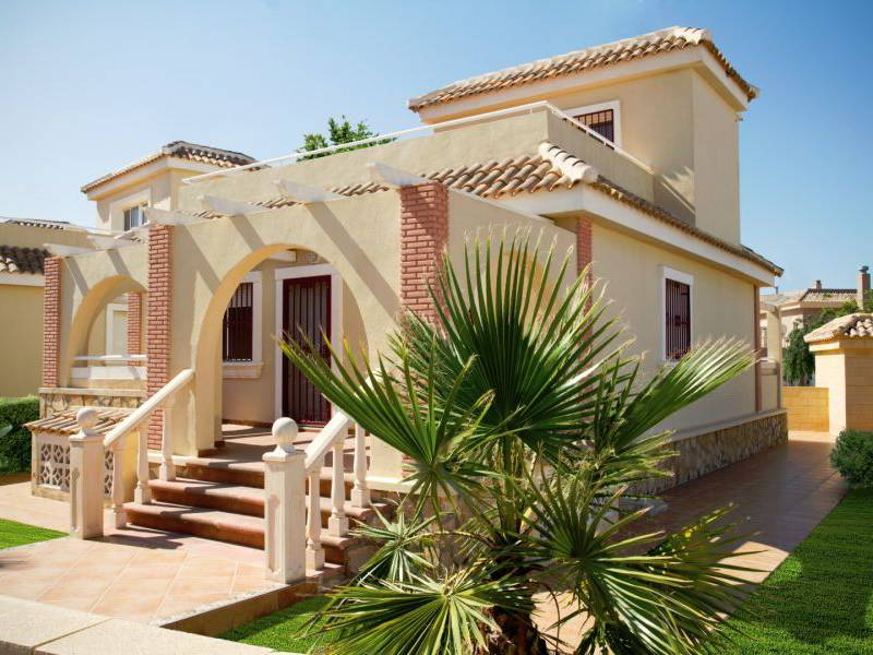 Detached - New Build - Torre Pacheco - Balsicas