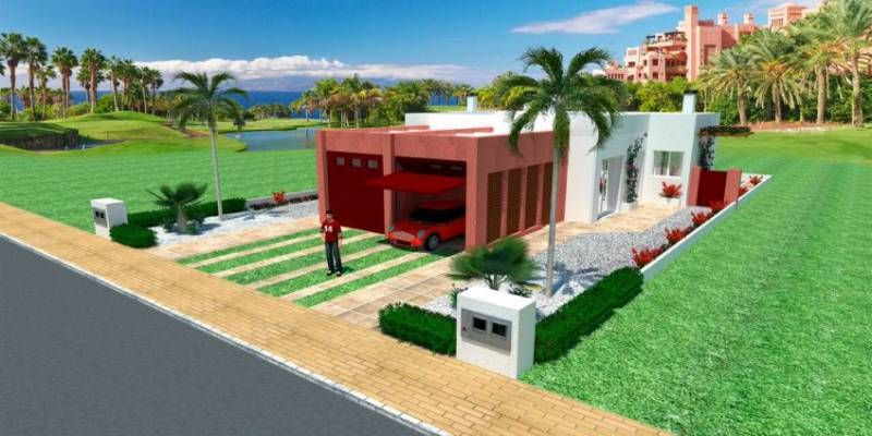 Semi Detached - New Build - Los Alcázares - LOS ALCÁZARES
