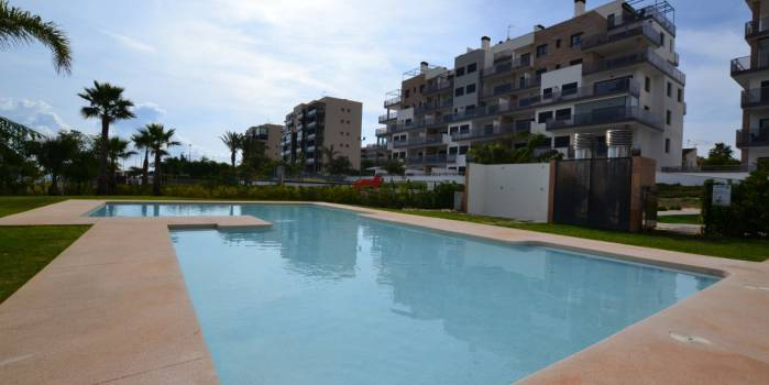 Apartment - Resale - Pilar de la Horadada - Mil Palmeras