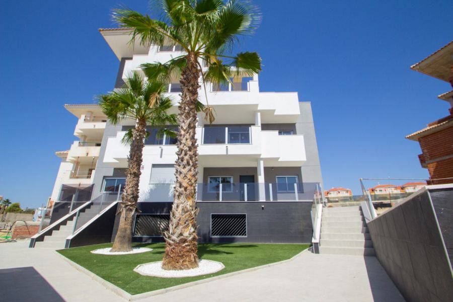 New Build - Apartment - Orihuela Costa - Las Filipinas