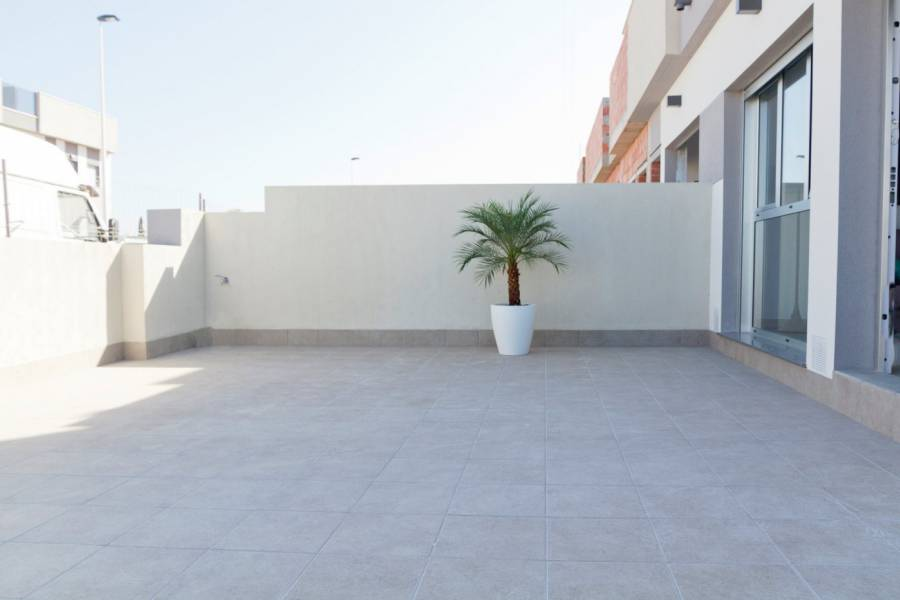 New Build - Townhouse - Pilar de la Horadada - TORRE DE LA HORADADA