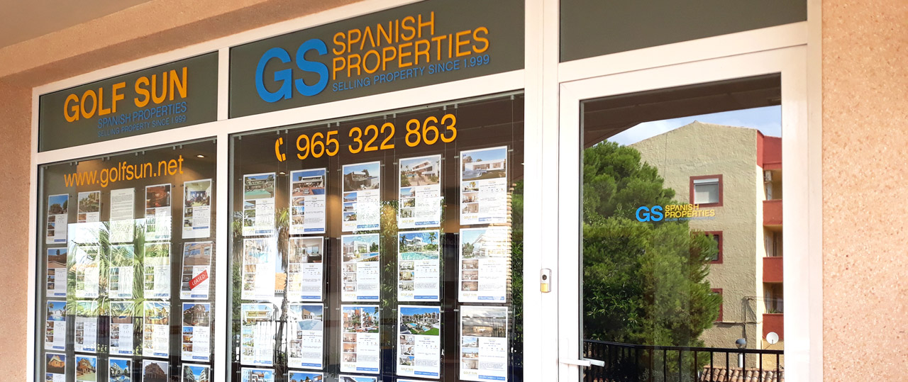 Estate agents in Costa Blanca
